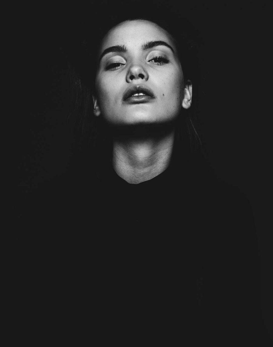 Darkness Woman